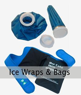 Picture for category Ice Bag & Hot/Cold Pack Wraps