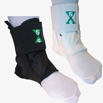 Ankle Guards in Black or White