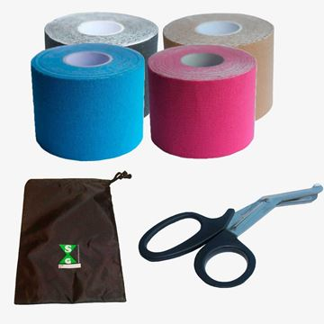 Starter Pack Kinesiology Tape - Assorted Colours