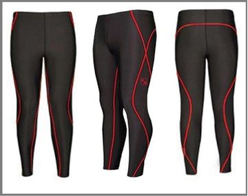 Picture of Custom Compression - Full Length Pants Twist