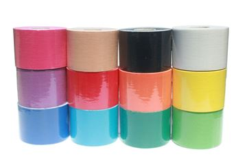 Kinesiology Tape - Assorted Colours