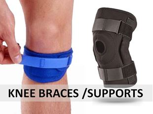 Picture for category Knee Supports/Braces