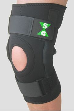 Picture of Hinged Knee Brace